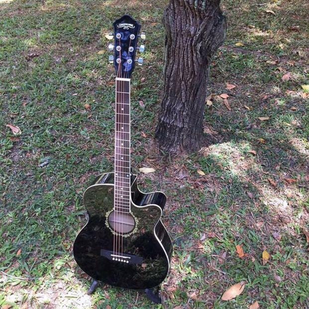 "High Quality 39"" Acoustic Guitar"