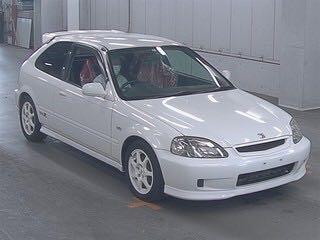 HONDA CIVIC TYPE-R EK9 2000