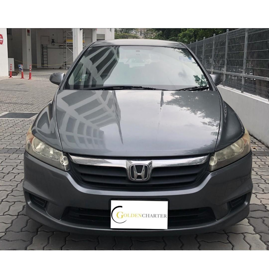 Honda Stream For Rent | Grab | Tada | Ryde | Gojek Rebate Available !