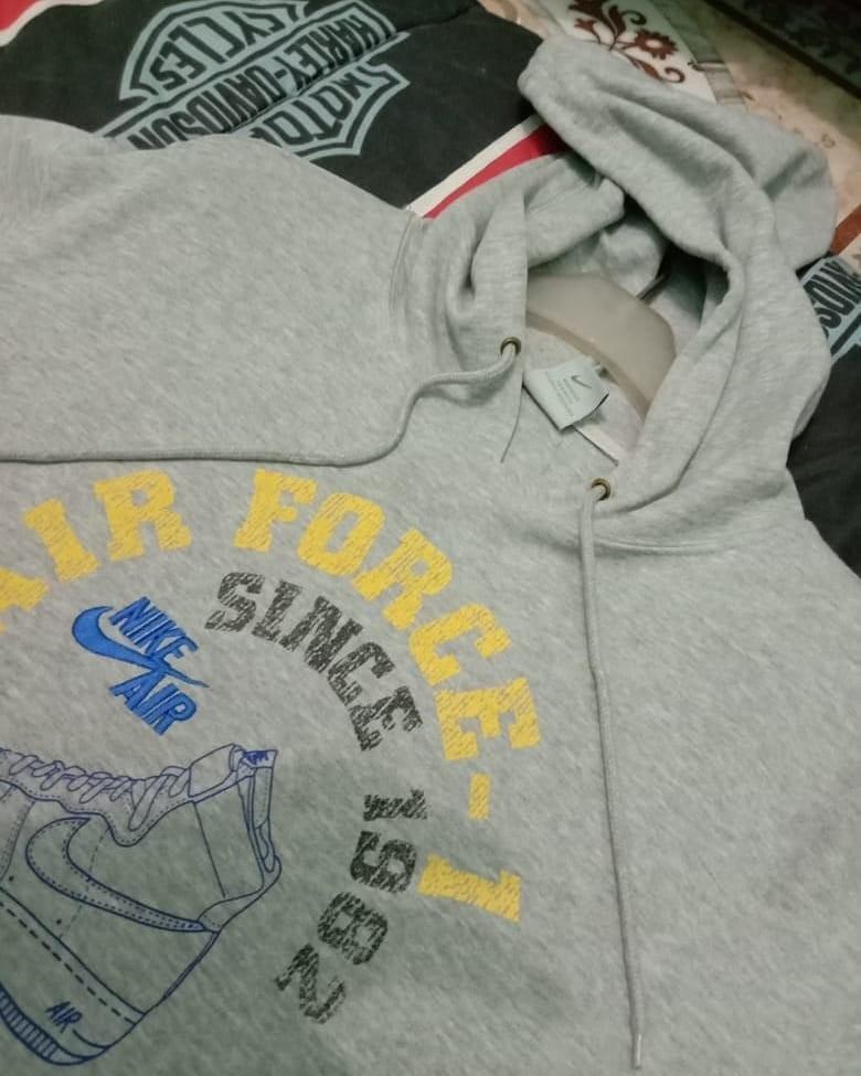 hoodie nike air force 1