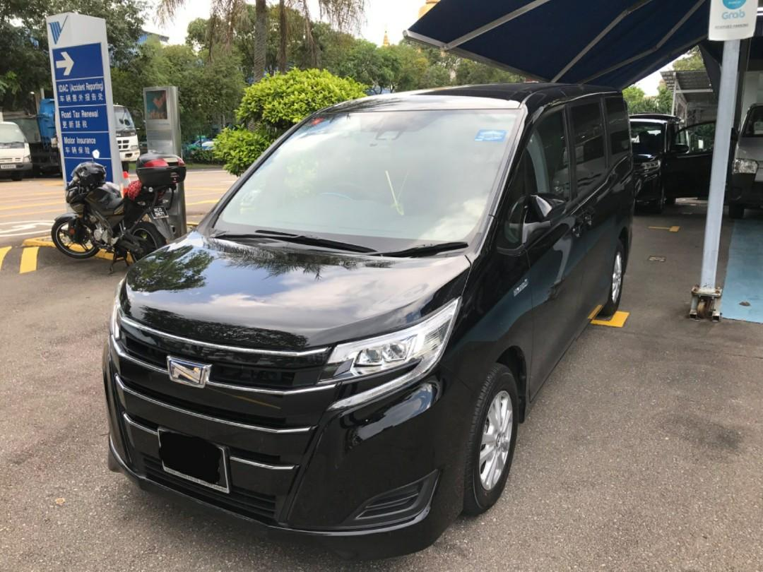 Hybrid Cars Rental(Grab)