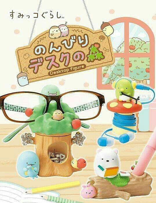 [INFO] Re-Ment Sumikko Gurashi/ Snoopy/ Petite Sample/ Terrarium/ Sanrio Blind Box Trading Figures