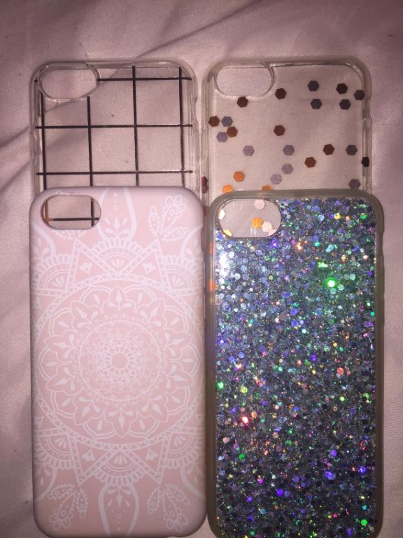 iPhone 6, 6s, 7 and 8 Covers!