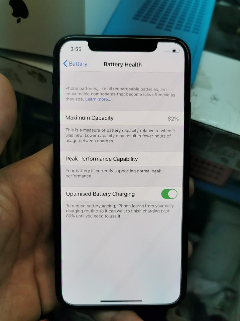 iPhone X 256gb used promo available!!
