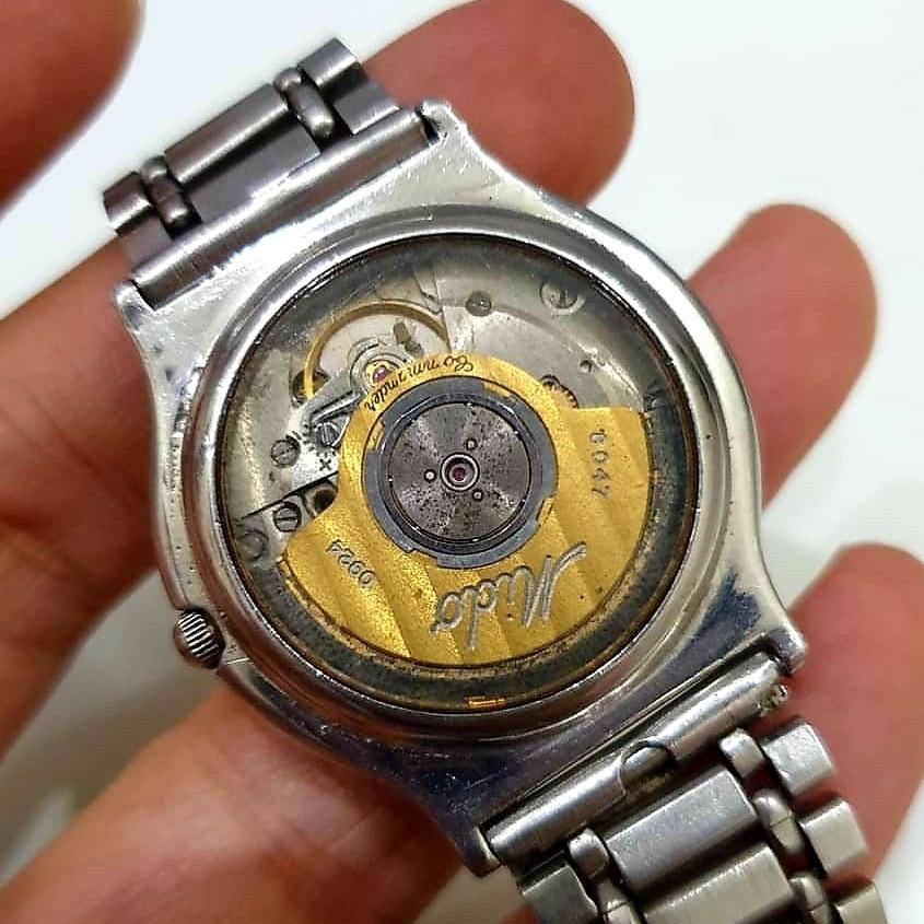 Jam tangan Mido Styling Trophy Award Vintage  Automatic ORI