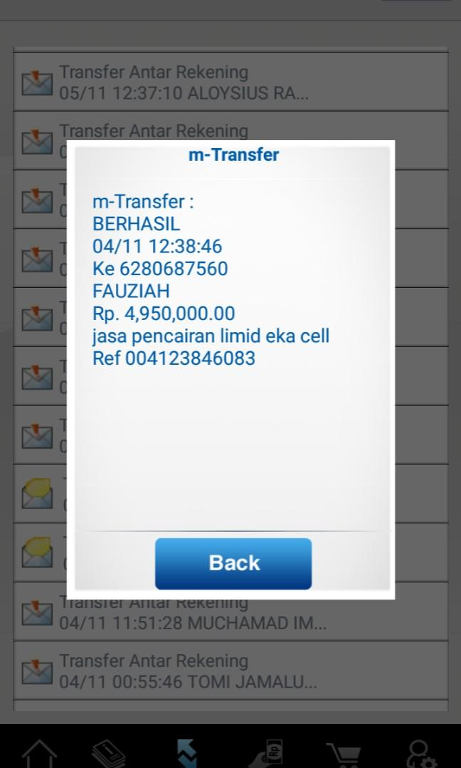 Jasa pencairan limid akulaku kredivo cc kartu kredit ovo Payleter Tokopedia traveloka home credit