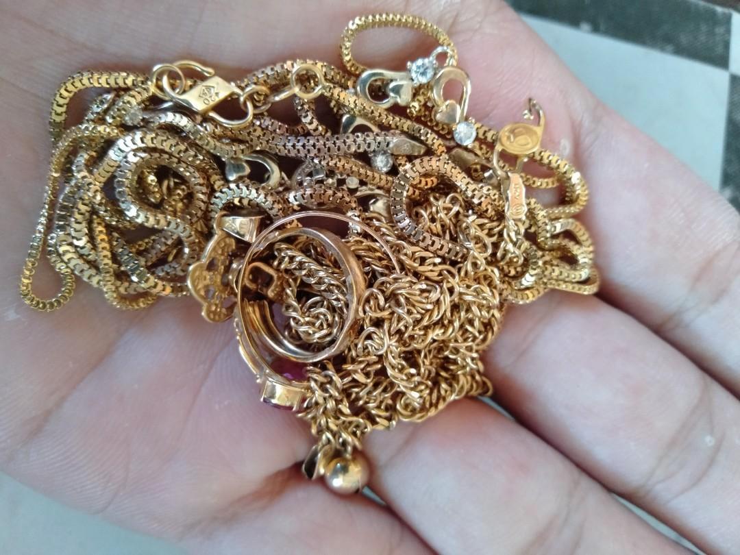 Kami membeli emas Antam dan perhiasan mas yg tidak memiliki surat