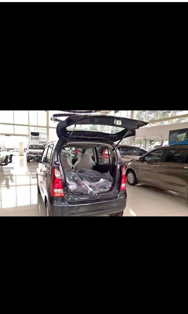 Karimun Wagon R Dp 10jt NIK 2019 Cuci Gudang