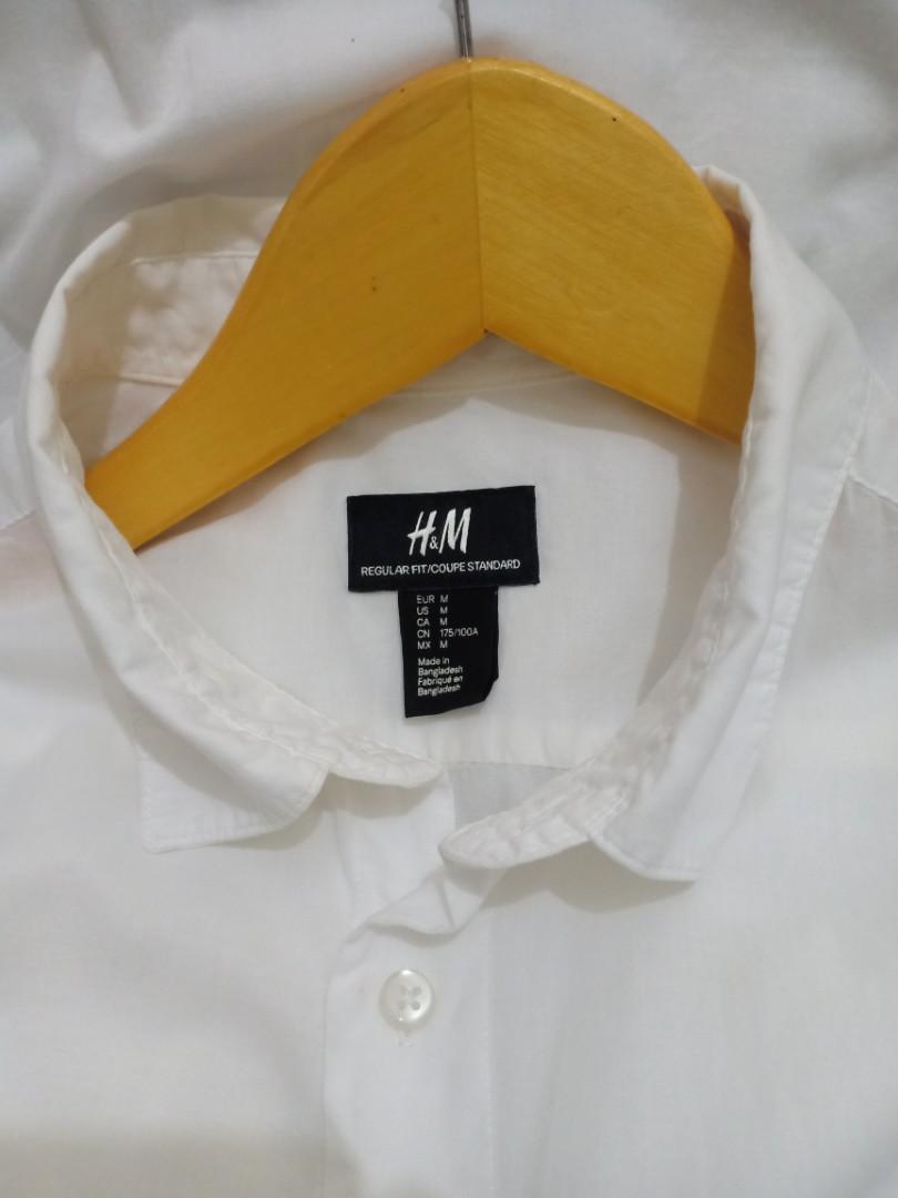 Kemeja H&M Second