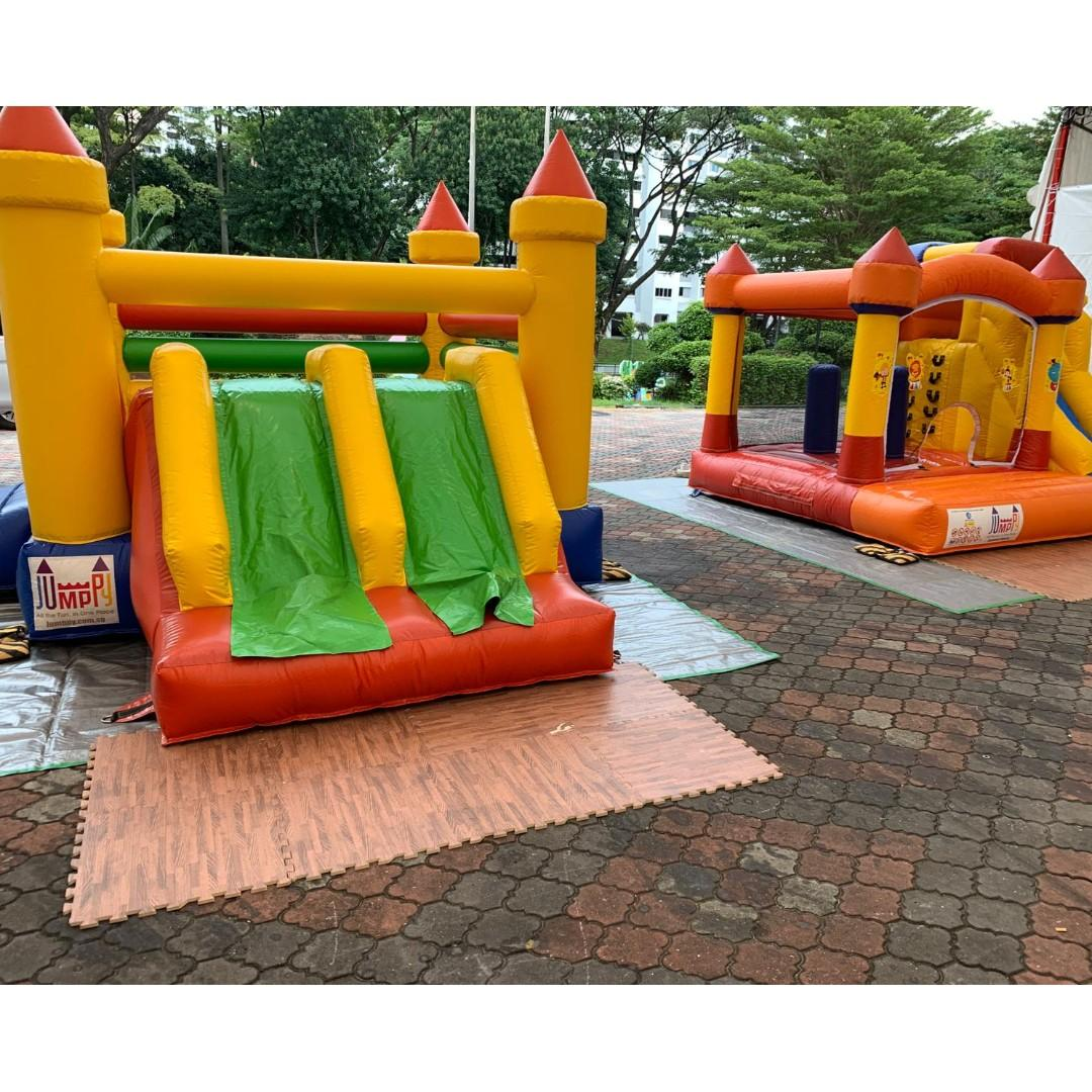 Kid's Party Contractor / Delivery