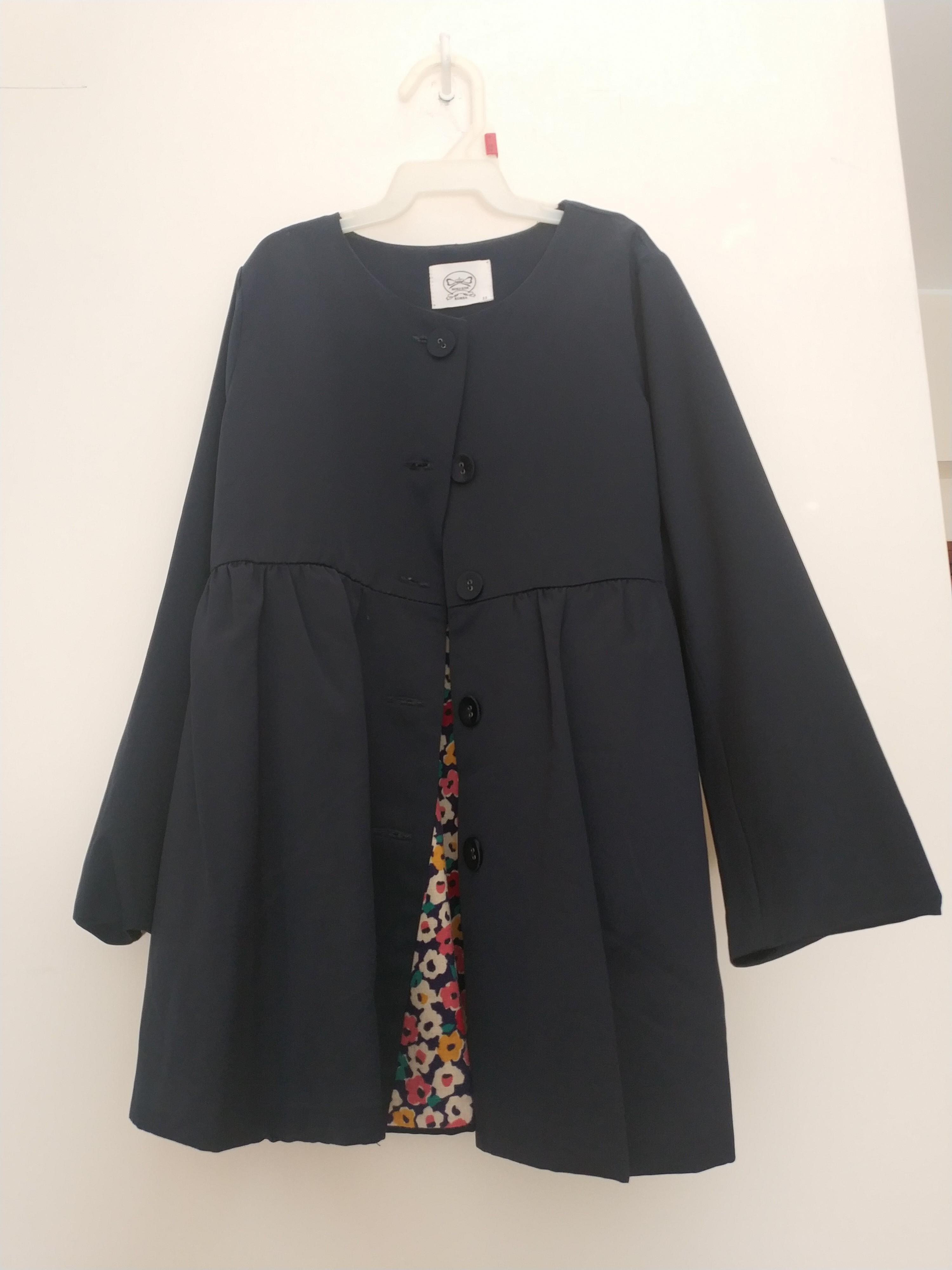 Korean jacket 斯文面試簿褸