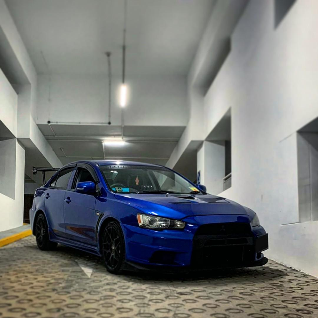 🚘LANCER EX 2.0GT! P-PLATE WELCOME 🚘