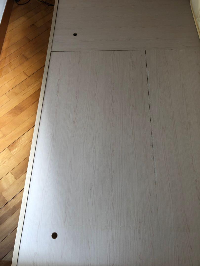 Maple bedframe + Airlandmattress 楓木實木床頭床架+雅蘭雙人床褥