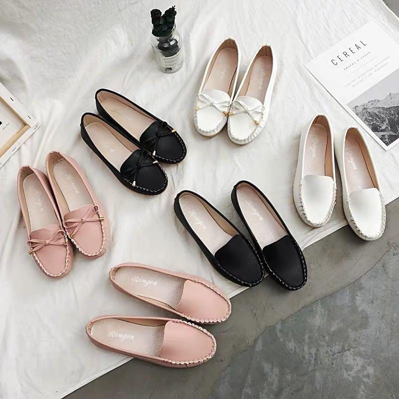 Mary Basic Loafers