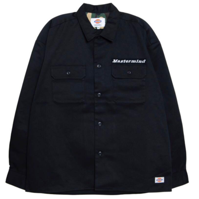 Mastermind dickies shirt japan world
