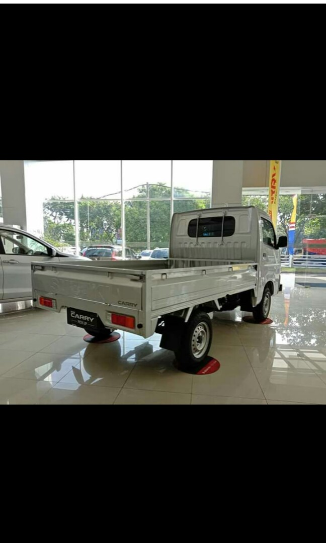 New Carry Pick Up Dp 5jt Cuci Gudang
