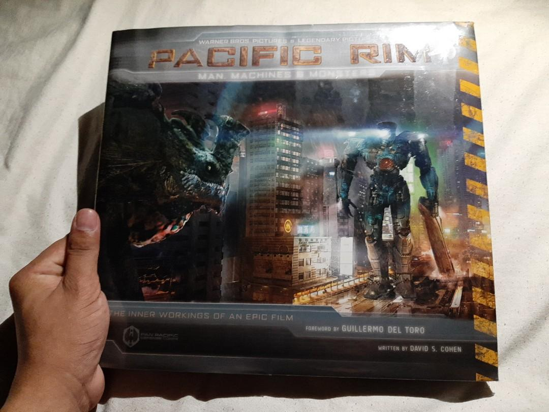 Pacific Rim: Man, Machines and Monsters by David S. Cohen and Guillermo del Torro
