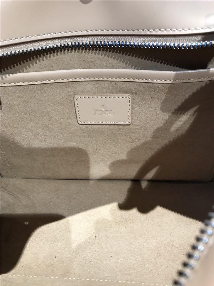 Peco real leather bag