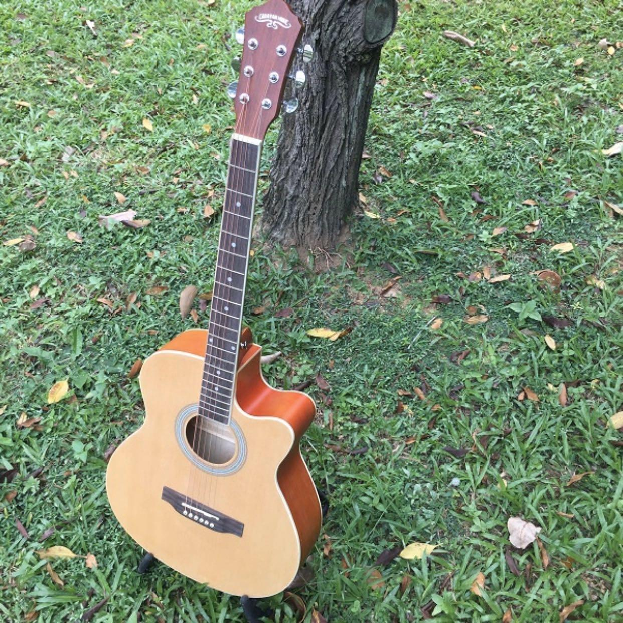 "Premium 40"" Electric Acoustic Guitar"