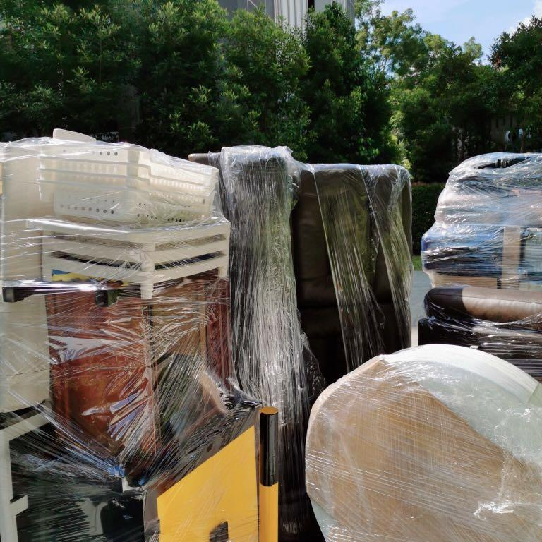 PROFESSIONAL DISPOSAL SERVICE & STORAGE SPACE