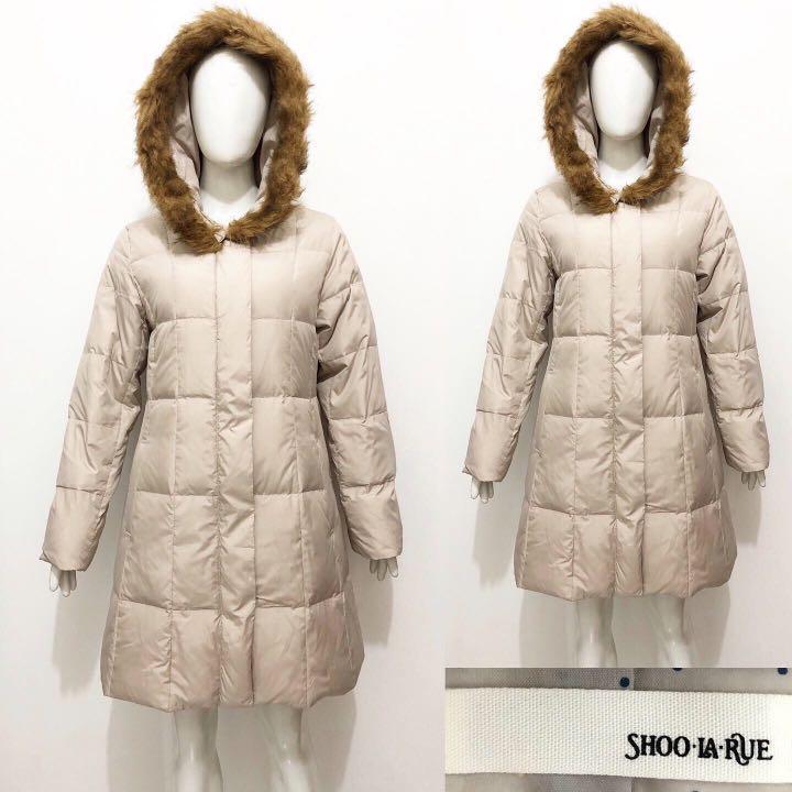 Shoo la Rue winter down coat / jacket jaket