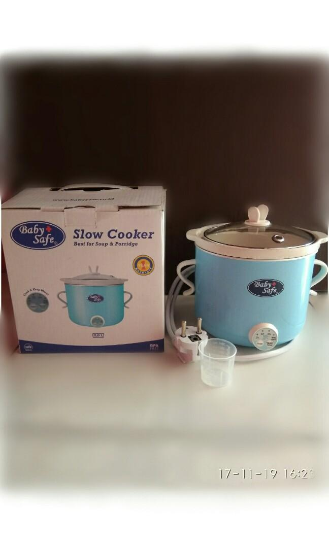 Slow Cooker Second
