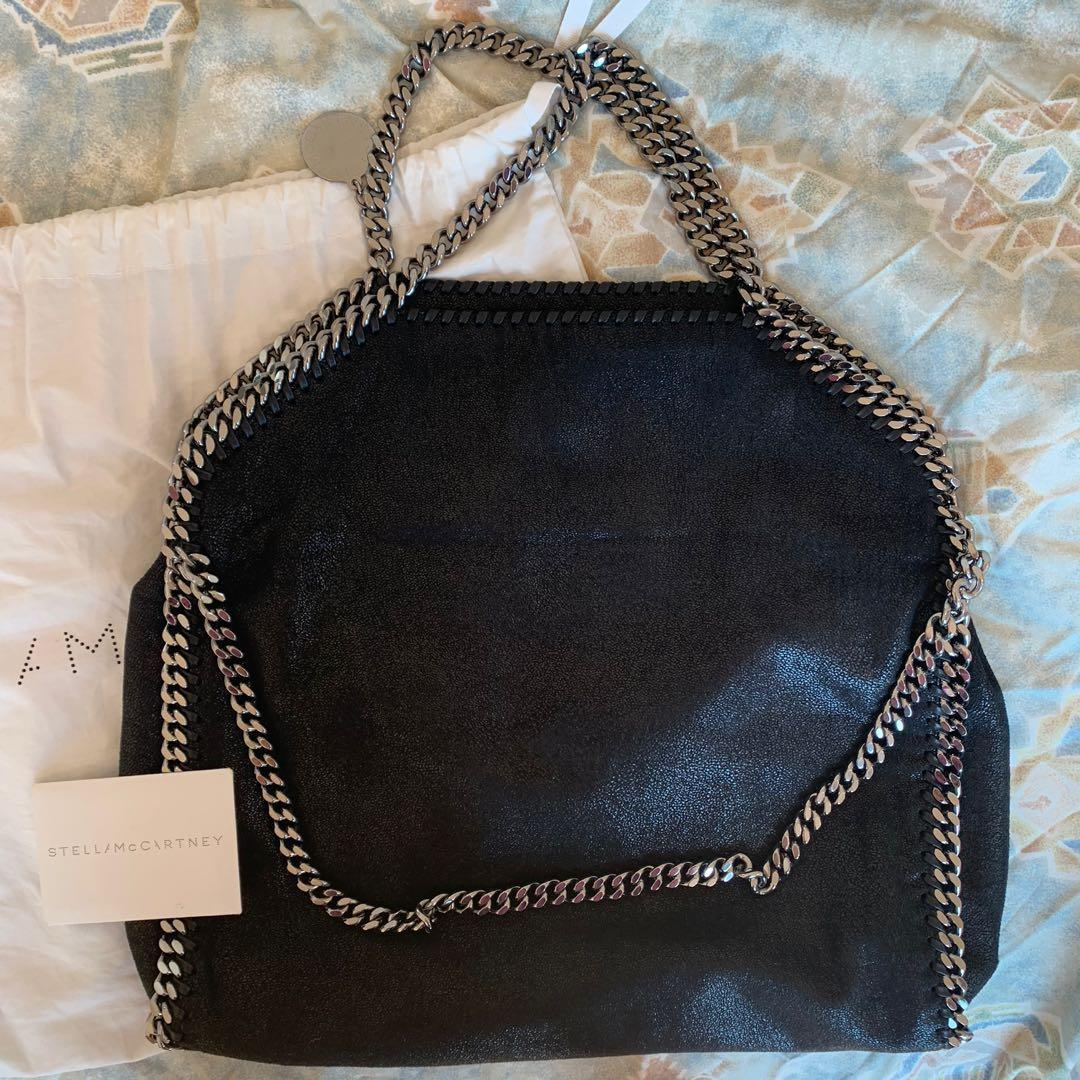 *can exchange 可交換* Stella McCartney Falabella Fold Over Tote