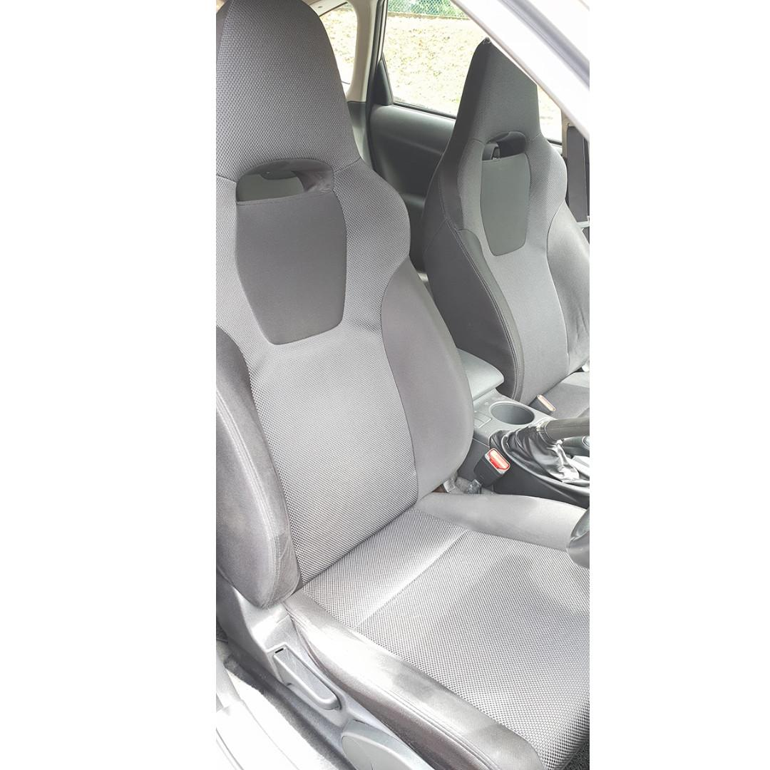 Subaru Impreza RS 2.0M - Rental