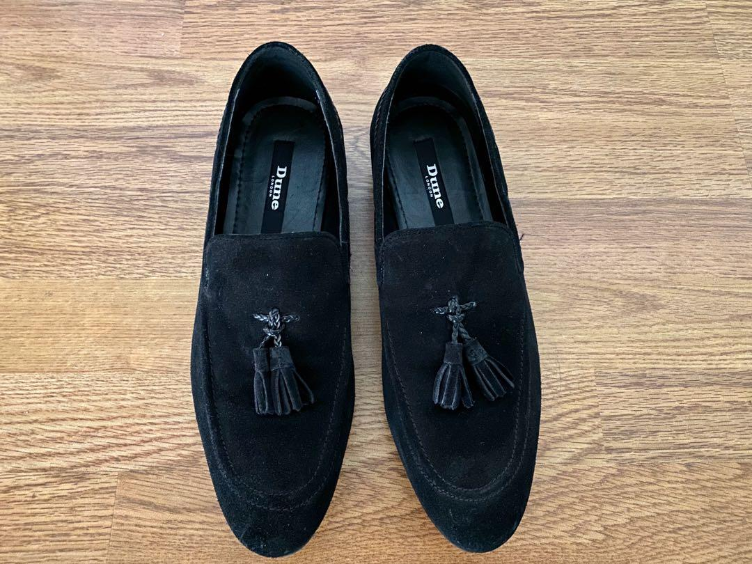 Suede Tassel Loafers like new condition Men's Shoes