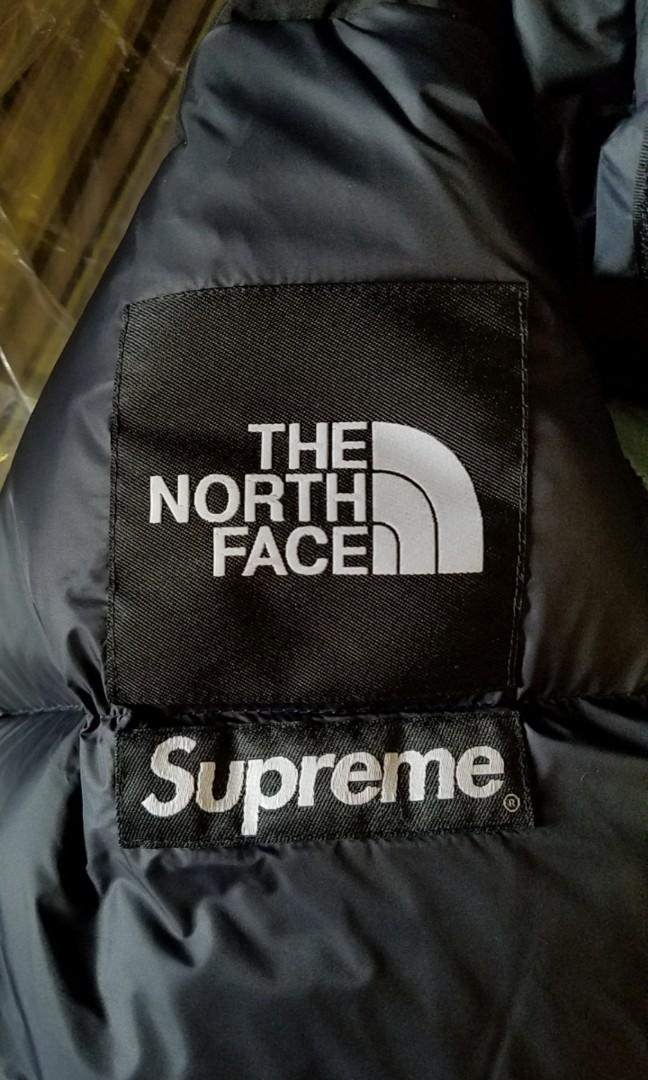 [全新連牌]Supreme X The North Face Statue Of Liberty Baltoro