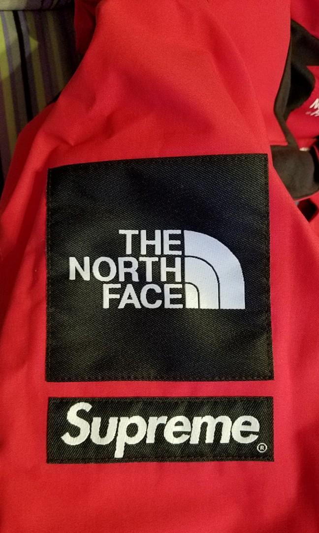 [全新連牌]Supreme X The North Face Statue Of Liberty M jacket