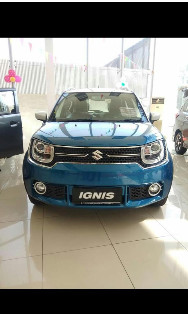 Suzuki Ignis NIK 2019 Cuci Gudang
