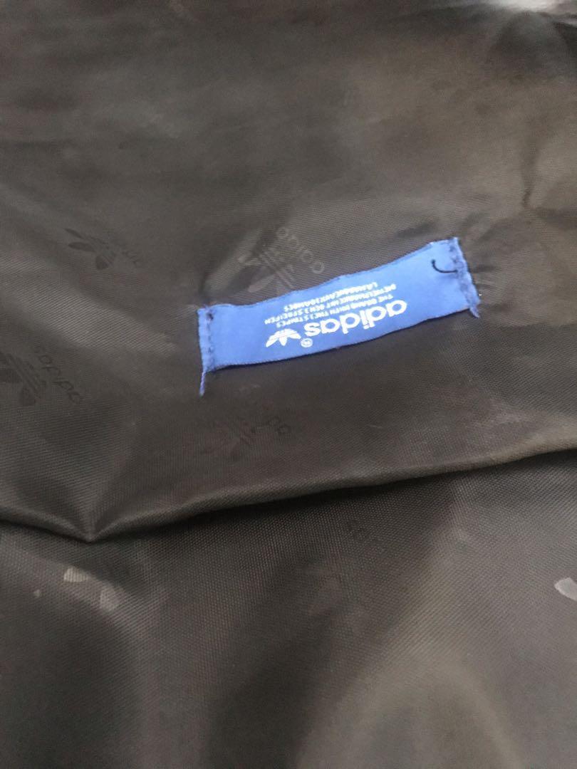 Tas Adidas RollTop backpack original