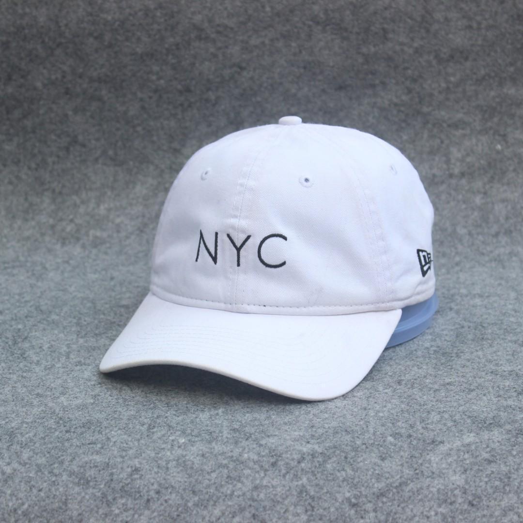 Topi Baseball New Era x NY Yankees White Second Original Murah