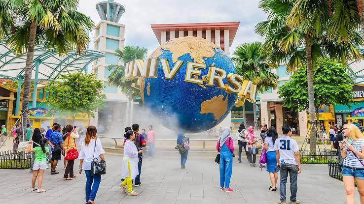 UNIVERSAL STUDIO SINGAPORE FOR ADULT  1 TICKET OPEN DATE s/d 25 JAN 2020