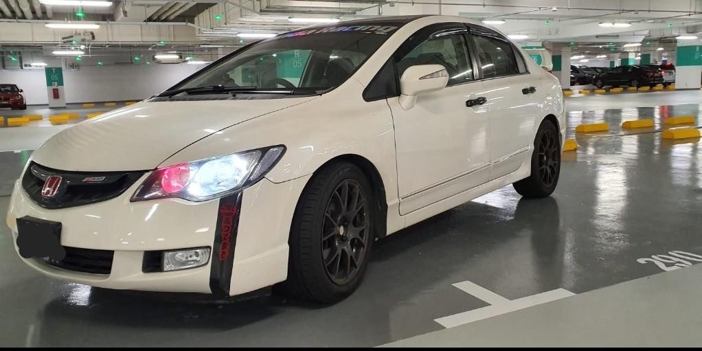 (WhatsApp only)Avante 1.6 Auto OR Honda Civic 1.8 Auto