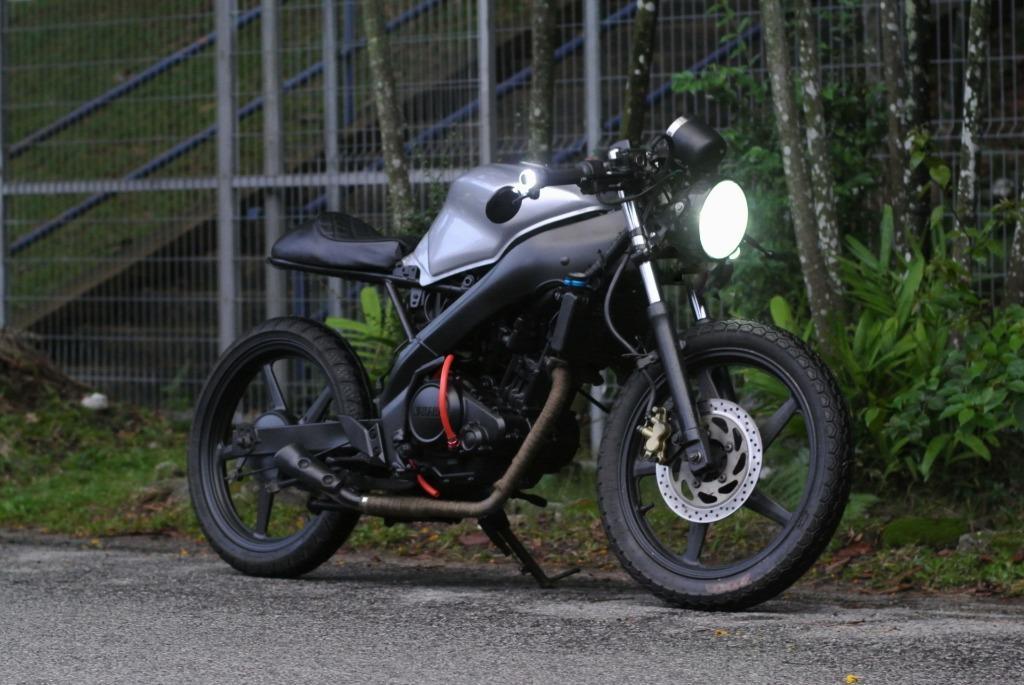 Yamaha FZ150 FZ 150 Cafe Racer