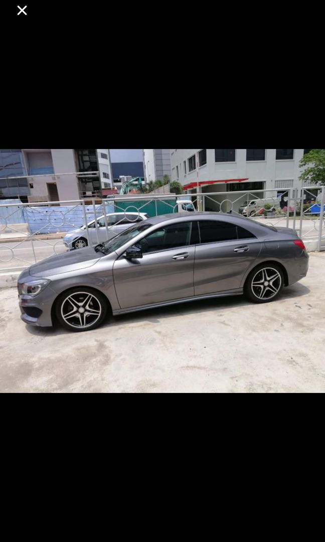 z4 sDrive23i / CLA180 AMG SPORT Car Rental