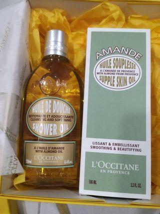 L'Occitane Almond Supple Oil 100ml