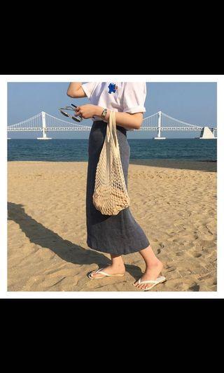 編織漁網包含內裏