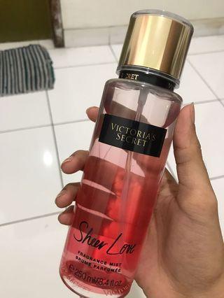 Victoria Secret Fragrance Mist Sheer Love