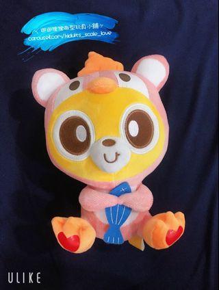 UNQ Bear Plush Toy