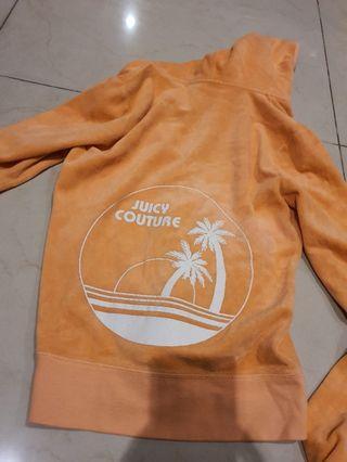 Cardigan Juicy Couture ( maaf ya ini Ori)Sweater zip depan