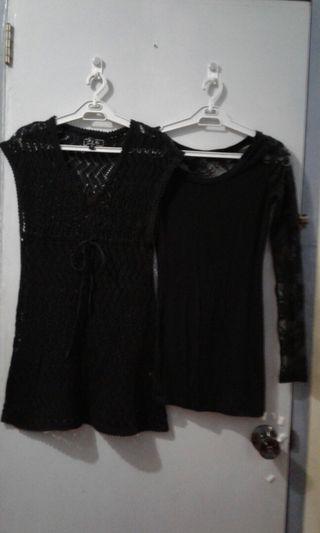 Repriced!Bundle Lacey Blacks