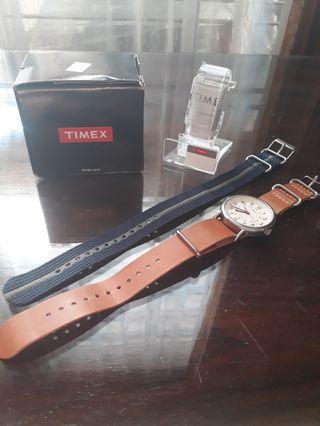 Jam Tangan Timex Weekender (Mirip Daniel Wellington)