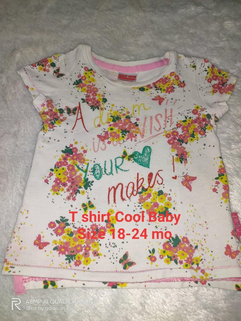 #1111special Kaos Baby T shirt Cool Baby