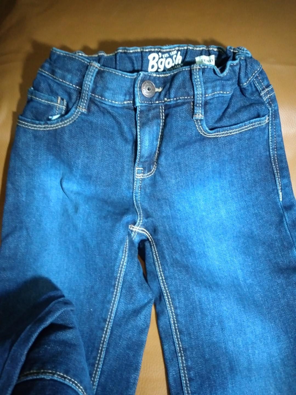 #1111special PADA JADUL Celana Jeans Anak. Ukuran  8 tahun. Second.