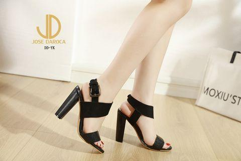 PO.3-5hari. Jose Daroca heels. Size 35- sole 21.5cm, 36- sole 22cm, 37- sole 22.5cm, 38- sole 23cm, 39- sole 23.5cm, 40- sole 24cm, 41- sole 24.5cm. Heels.10cm. (LIMITED STOCK). Black, Brown & Gold.