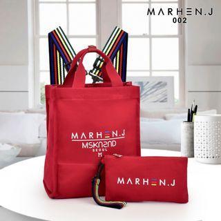 PO.3-5hari. Marhen J bag. Size 29x13x35cm. (LIMITED STOCK). 7 Warna.