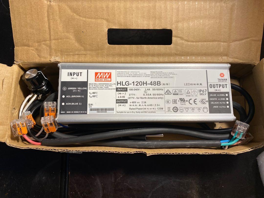 120w LM301H (QB288v4) + 660nm with UV, IR & DIMMER